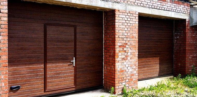 купить гаражные ворота в барановичах