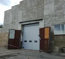 Промышленные ворота DoorHan в г. Жодино