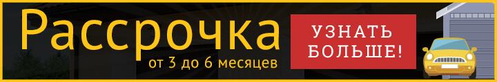 Рассрочка на ворота в городе Бобруйск