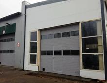 Промышленные секционные ворота в ООО Протос Техно