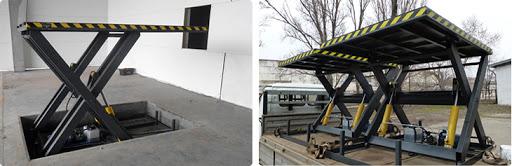 ремонт перегрузочного оборудования - 1 ворота
