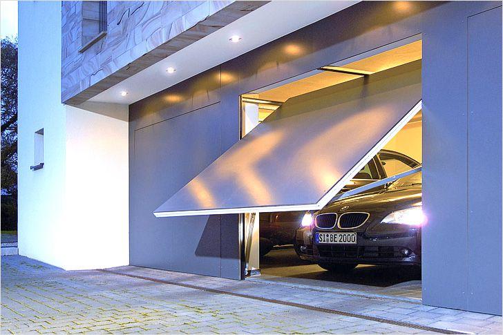 Особенности гаражных подъемных ворот