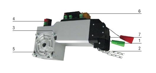 Конструкция SHAFT-120